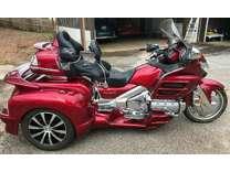2010 honda gold wing 1800 motorcycles trike used