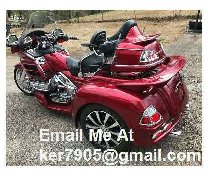 2010 Honda Gold Wing 1800 Motorcycles Trike Used is a 2010 Honda H Motorcycles Trike in Cape Saint Claire MD