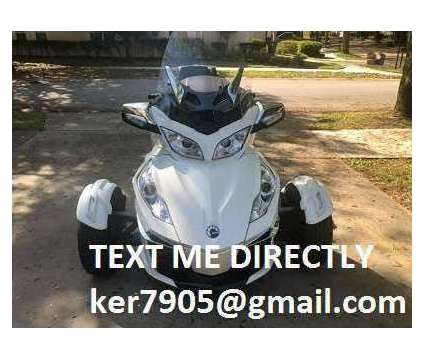 2018 Can Am SPYDER RT LIMITED is a 2018 Can-Am Spyder Motorcycles Trike in Cape Saint Claire MD