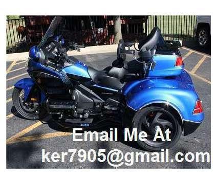 2017 Honda Gold Wing Trike is a 2017 Honda H Motorcycles Trike in Santa Fe Springs CA