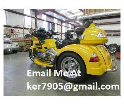 2010 Honda Gold Wing Trike 1800 is a 2010 Honda H Motorcycles Trike in Riverdale IA