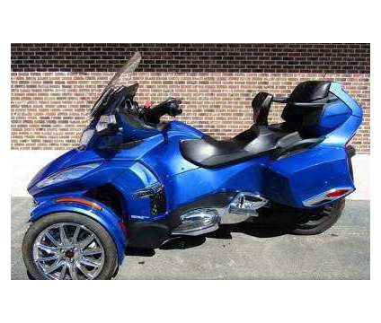 2018 Can Am Spyder RT LTD is a 2018 Can-Am Spyder Motorcycles Trike in Riverdale IA