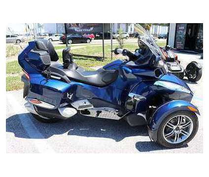 2010 Can Am Spyder RT LTD is a 2010 Can-Am Spyder Motorcycles Trike in Jersey Village TX
