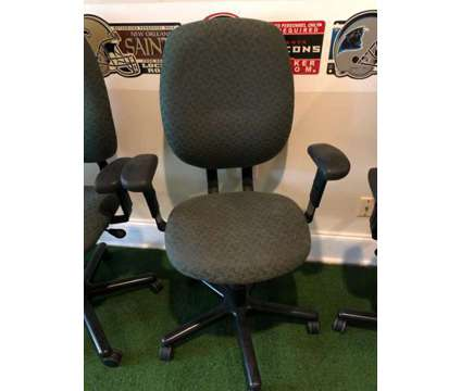 Office Chairs - 4 available is a Chairs for Sale in Mount Pleasant SC