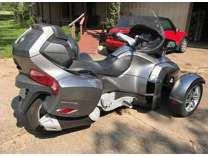 2012 can am spyder rt great toy