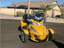 2015 can am spyder limited rt low miles