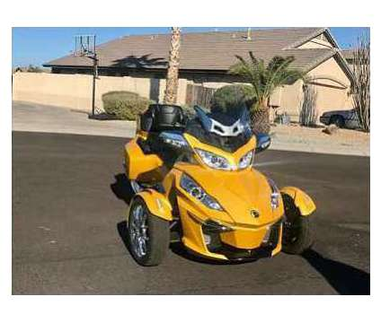 2015 Can Am Spyder Limited RT Low Miles is a 2015 Can-Am Spyder Motorcycles Trike in Helena MT