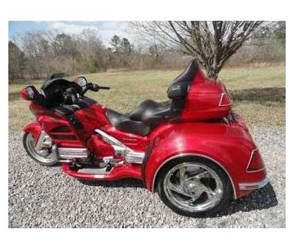 2014 Honda Gold Wing GL 1800 Trike is a 2014 Honda H Motorcycles Trike in Bolton CT