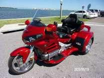 2014 honda gold wing gl 1800 viper trike kit