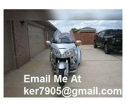 2007 Honda Gold Wing 1800 Trike is a 2007 Honda H Motorcycles Trike in Lake Havasu City AZ
