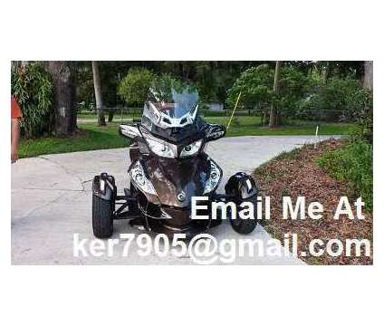 2014 Can Am Spyder RT Limited SE5 is a 2014 Can-Am Spyder Motorcycles Trike in Lake Havasu City AZ