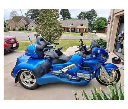 2012 Honda Gold Wing 1800 Trike is a 2012 Honda H Motorcycles Trike in Las Vegas NV