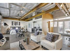 Authentic One-Story Industrial LIVE/WORK Loft Located in RiNo - 1 BD   One BA ..