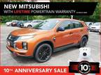 2020 Mitsubishi Outlander Sport Orange, 10 miles