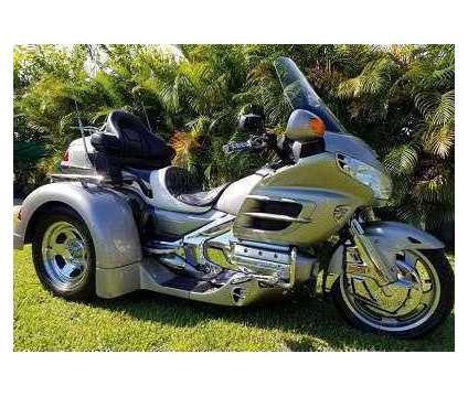 2003 Honda Gold Wing motor trike is a 2003 Honda H Motorcycles Trike in East Lynn MA