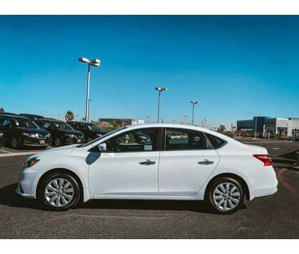 2019 Nissan Sentra S is a White 2019 Nissan Sentra S Car for Sale in Victorville CA