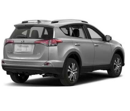 2017 Toyota RAV4 LE is a Grey 2017 Toyota RAV4 LE Car for Sale in Lexington KY