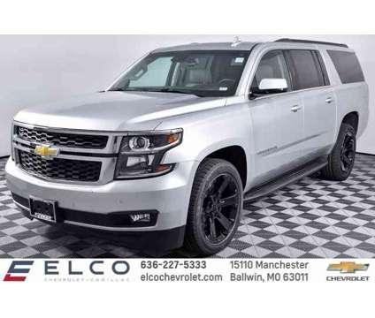 2019 Chevrolet Suburban LT is a Silver 2019 Chevrolet Suburban LT Car for Sale in Ballwin MO