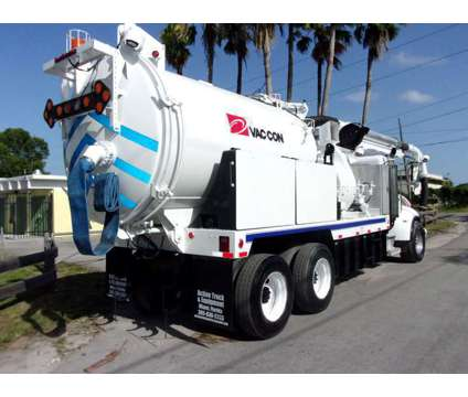 2008 Peterbilt 340 Vac-con VACUUM/JETTER COMBO TRUCK is a 2008 Other Commercial Truck in Miami FL