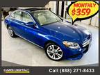 $28,750 2018 Mercedes-Benz C-Class with 4,159 miles!