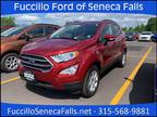 2020 Ford EcoSport, new