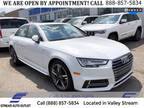 $23,490 2018 Audi A4 with 66,212 miles!