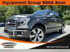 2016 Magnetic Metallic Ford F-150