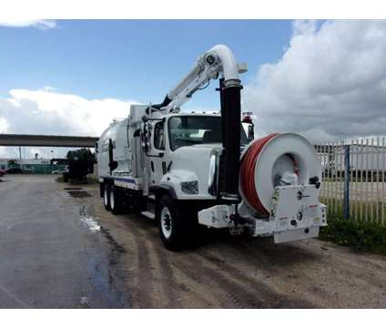2013 Freightliner 108SD Vac-con VACUUM/JETTER COMBO TRUCK is a 2013 Other Commercial Truck in Miami FL