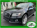 2016 Brilliant Black Audi Q5