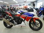 2015 Honda CBR300R ABS Motorcycle for Sale