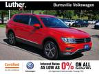 2018 Volkswagen Tiguan Orange, 4K miles