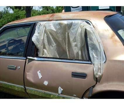 car is a 1989 Pontiac 6000 Model Sedan in Dayton OH