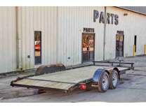 2020 p&t 7,000 lb car hauler