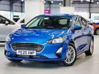 Ford Focus 1.0 EcoBoost 125 Titanium X 5dr Auto Hatchback 2020, 477 miles