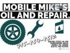 Mobile Mikes oil and repairs