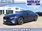 2019 Ford Mustang Blue, 17K miles