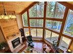 Exceptionally well-maintained waterfront home on Lac Boileau (navigabl