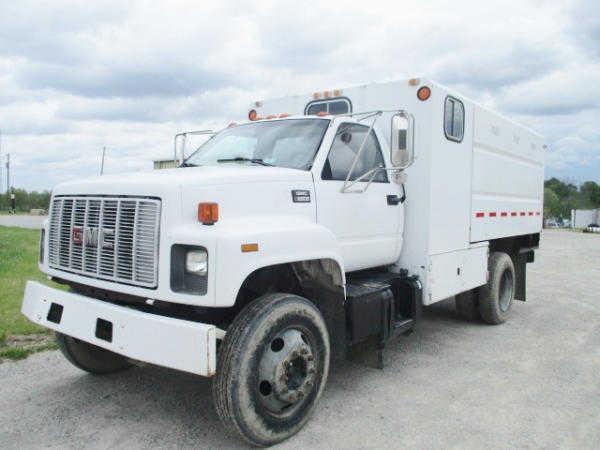 2000 Gmc C6500