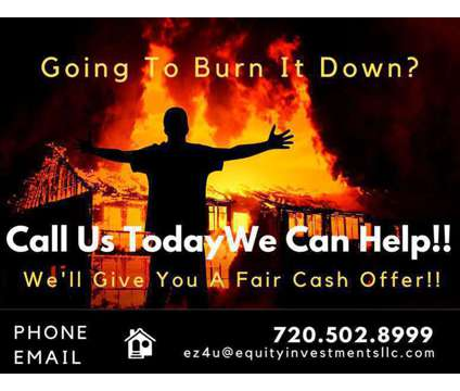 Stop!! We Pay Cash for Houses is a Wanteds listing in Denver CO