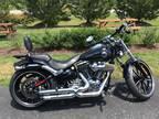 2013 Harley-Davidson® FXSBSE CVO™ Breakout