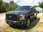 2017 Ford F-150 Gray, 31K miles