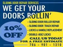 Best Sliding Door Repair Service - We Get Your Sliding Doors Rolling