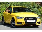 Audi A3 Sportback Black Edition 2.0 Tdi Quattro 150 Ps 6-Speed Hatchback 2017