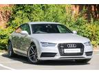 Audi A7 Black Edition 3.0 Tdi Quattro 272 Ps S Tronic Hatchback 2017