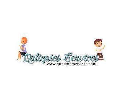Qutiepies Nannies & Senior Care Services is a Child Care service in Dallas TX