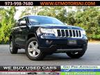 2012 True Blue Pearl Jeep Grand Cherokee