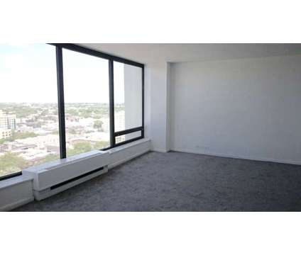 Edgewater / Andersonville Studio - Full Of Sunshine & Beautiful Sunset Views at 5445 N Sheridan Road #2207 in Chicago IL is a Apartment
