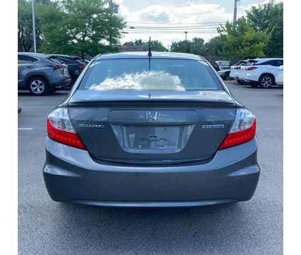 2012 Honda Civic for sale is a Grey 2012 Honda Civic Car for Sale in Chantilly VA