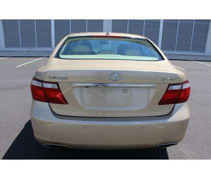 2008 Lexus LS for sale is a Gold 2008 Lexus LS Car for Sale in Sterling VA