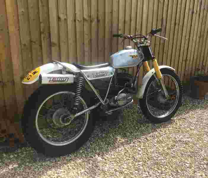 Classic Motorcycles For Sale In Cardiff